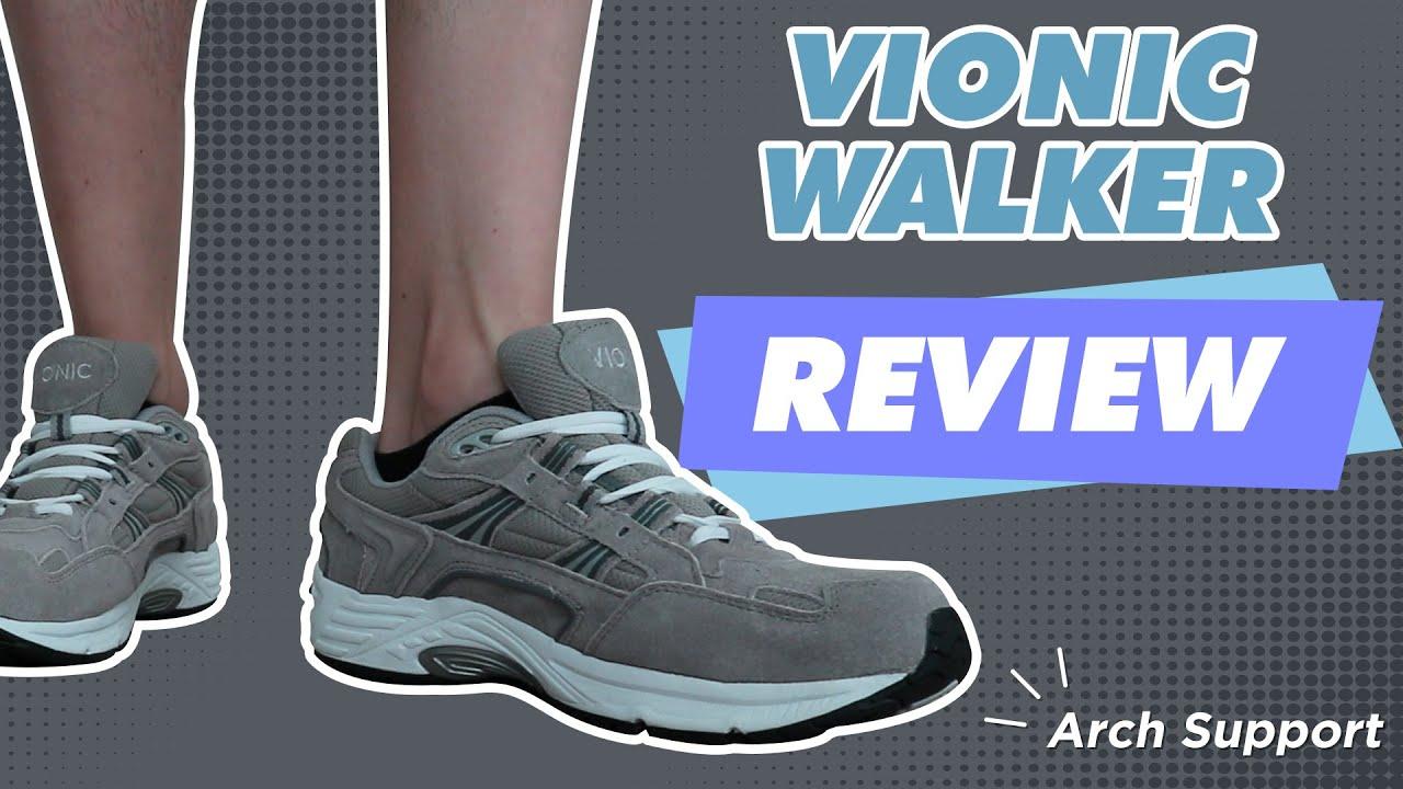 Vionic Walker Classic Mens Shoe Review