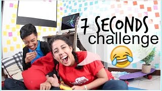 7 SECONDS CHALLENGE INDO ft. @AULION