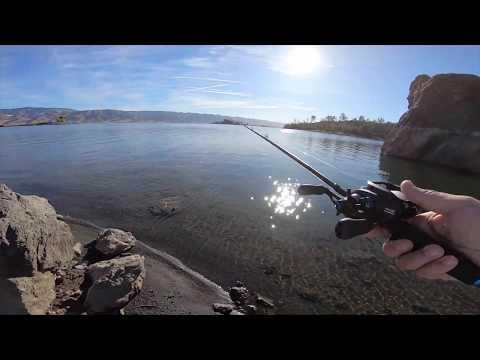 Lake Berryessa  Bass Fishing 10/20/2019