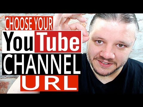 How To CHOOSE YOUR OWN YouTube Custom URL In 2018 - Change Channel Name - Step By Step Tutorial