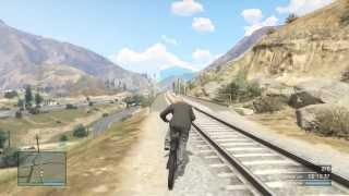 GTA 5 Funny Moments | Longest Bike Race Ever! (GTA V Online)