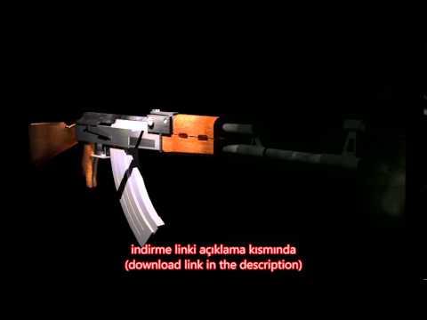 Ak47 Machine Gun Sound Effects Ak47 Machine Gun Sounds