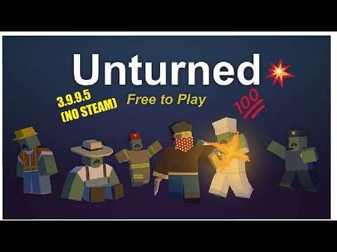 Unturned game review available free for download and stream.