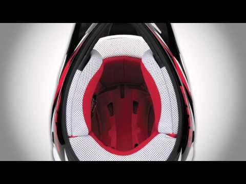 ONE Industries - 2011 Kombat Helmet - GhostBikes.com