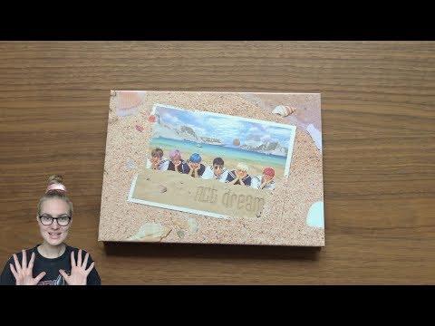 Unboxing NCT DREAM 엔시티 드림 1st Mini Album We Young Mp3