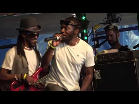 Aswad - On And On (live At Lakefest - 12th August 17)