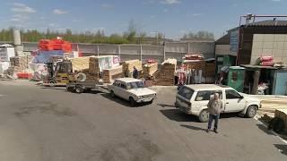 видео Строительные рынки Москвы. Рынок строительных материалов. Строительные рынки Подмосковья.