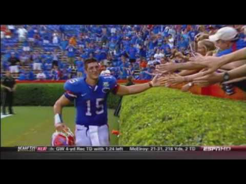 Tebow Tribute