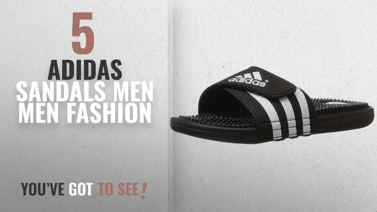 adabe5f17 Top 10 Adidas Sandals Men [Men Fashion Winter 2018 ]: adidas ...