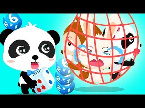 Little Panda Math Adventure - Baby Fun Learn Basic Math Numbers Shapes - Baby Panda Game
