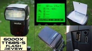 Godox TT685S Flash Speedlight Review