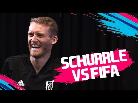 Who is the FASTEST player at Fulham? | Andre Schurrle vs FIFA 19 🔥