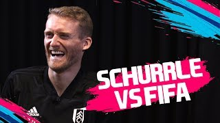 Who is the FASTEST player at Fulham? | Andre Schurrle vs FIFA 19