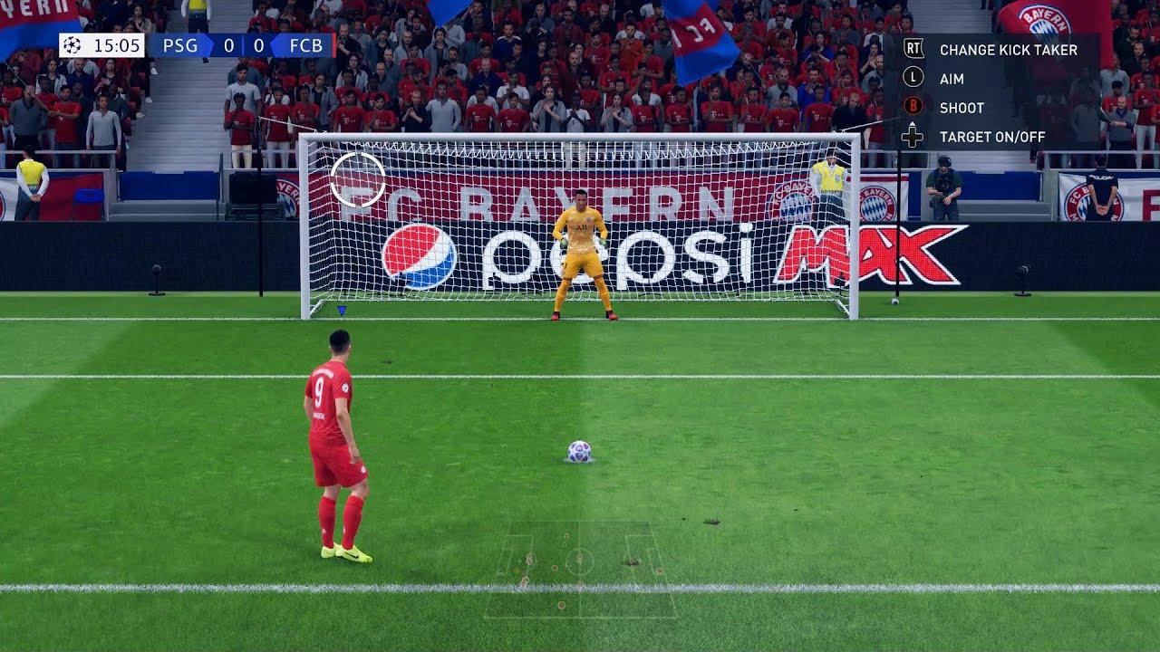 Tendangan Penalti FIFA Dari 1994 ke 2022