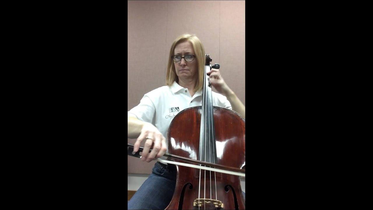 Allegro Moderato Suzuki Cello