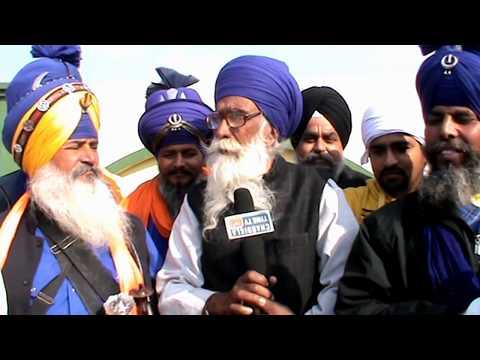 Interview with Dharam Singh Nihang Singh about Dasam Granth Sahib of Gur Gobind Singh
