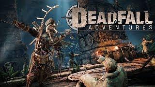 Deadfall Adventures - PC Gameplay