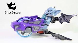 Kijk Lego Chima 70137 Bat Strike filmpje