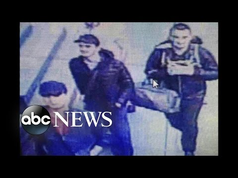 Istanbul Airport Suicide Attackers | New Image Released