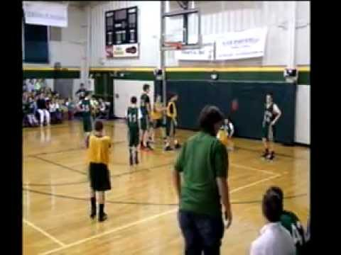 2012 SHS CYO Basketball - Saint Helena 7th and 8th Grade Boysv
