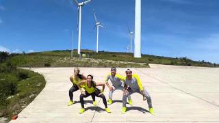 ZUMBA Hey Mama (NICKI MINAJ, AFROJACK FT DAVID GUETTA) By HONDURAS DANCE CREW