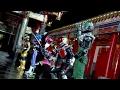 映画「仮面ライダー×スーパー戦隊 超スーパーヒーロー大戦」予告編 ダイアモンド ユカイが史上最強ショッカー役