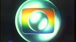Encerramento da Programação - Rede Globo (14/10/1991)