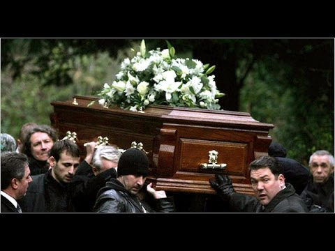 CELEBRITY FUNERALS (PART #3) UPDATED/REDONE - YouTube