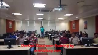 DevOps Classroom Training September 2016 ScmGalaxy