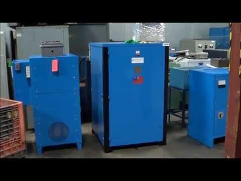 Dynapower 6000 Amp 12 Volt Rectifier R2409