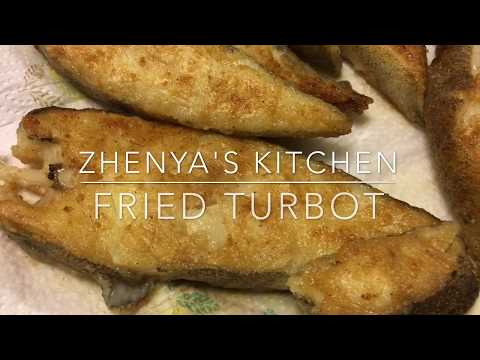 How To Make Pan Fried Turbot