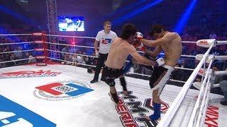 Рахман Махаджиев vs. Забит Магомедшарипов, mma video HD