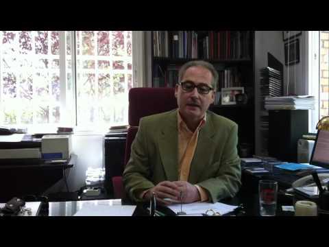 Carlos Martínez, Presidente De AEDEM