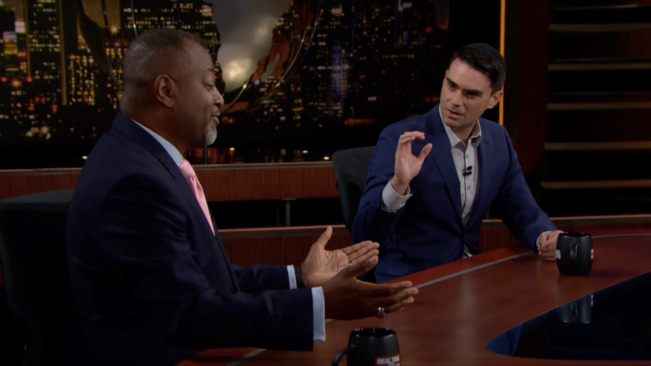 Ben Shapiro and Malcolm Nance on Critical Race Theory | Real Time with Bill Maher (HBO)