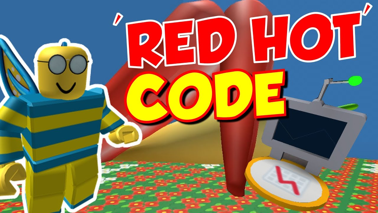 RED HOT BEE SWARM SIMULATOR CODE (LIMITED TIME)
