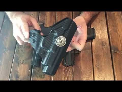 "PARATUS OWB HOLSTER - 1441 Gear "" The Best OWB Holster I Have Ever Used """