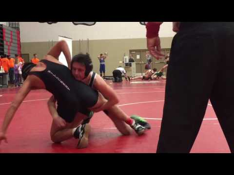 Colby Taylor vs Ethan Taylor 138