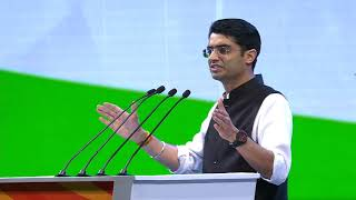 Jaiveer Shergill Speech at the Congress Plenary Session 2018