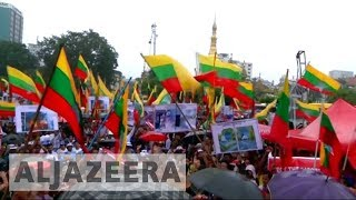 Nationalist groups on the rise in Myanmar