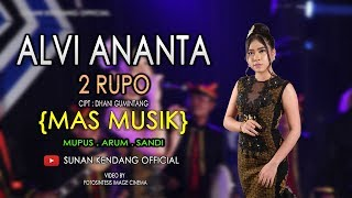 Alvi Ananta - 2 Rupo (Official Music Video)