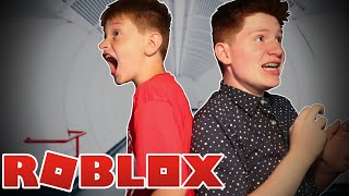 MY BROTHER DID WHAT?? | ROBLOX Flee the Facility