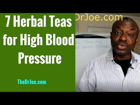 Herbal Teas for High Blood Pressure (Natural Herbs for High Blood Pressure)