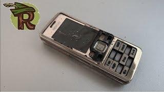 Restoration your phone Nokia 6300 old gold | Restore broken phone