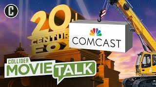 Disney Could Be Outbid By Comcast in Fox Deal - Movie Talk