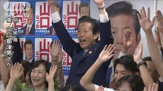 【参院選】山口那津男氏(公明:現)が東京で当選(19/07/21)