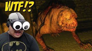 WHAT IN THE F#%K IS THAT!!!?? [DREADHALLS] [OCULUS RIFT] [#02]