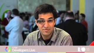 Google Developers Live at I/O 2013 - Project Glass: Icebreaker