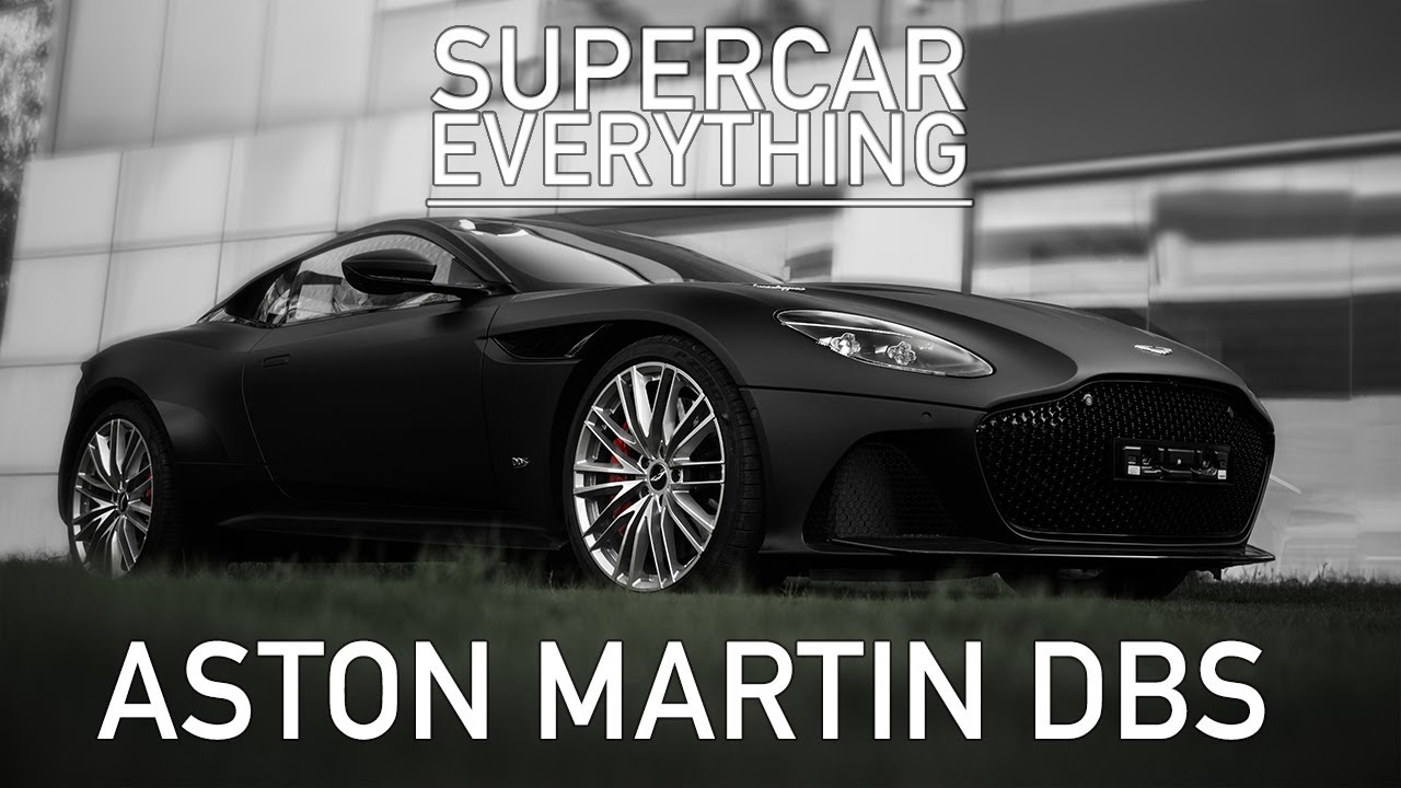 The Only Aston Martin Dbs Superleggera In India Looks Rather Spectacular Carscoops