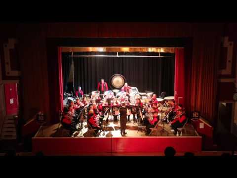 March: Castell Caerffili - BTM Brass Band