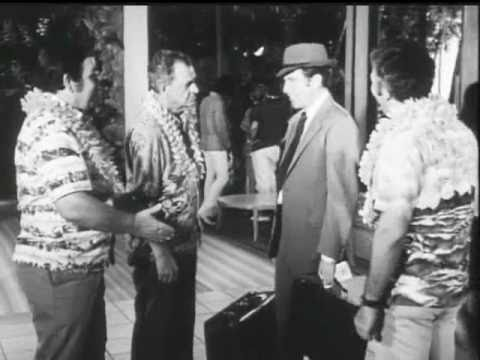 McCLOUD in HAWAII 1974 tv show opening